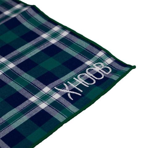 Носовой платок Hoob   British Racing Green