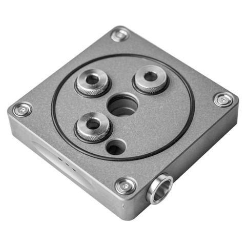 Purge valve cap | Futurist | Stainless steel