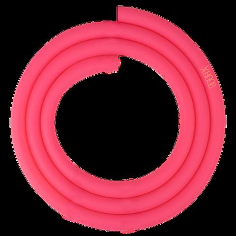 Cиликоновый шланг | Розовый Soft-Touch