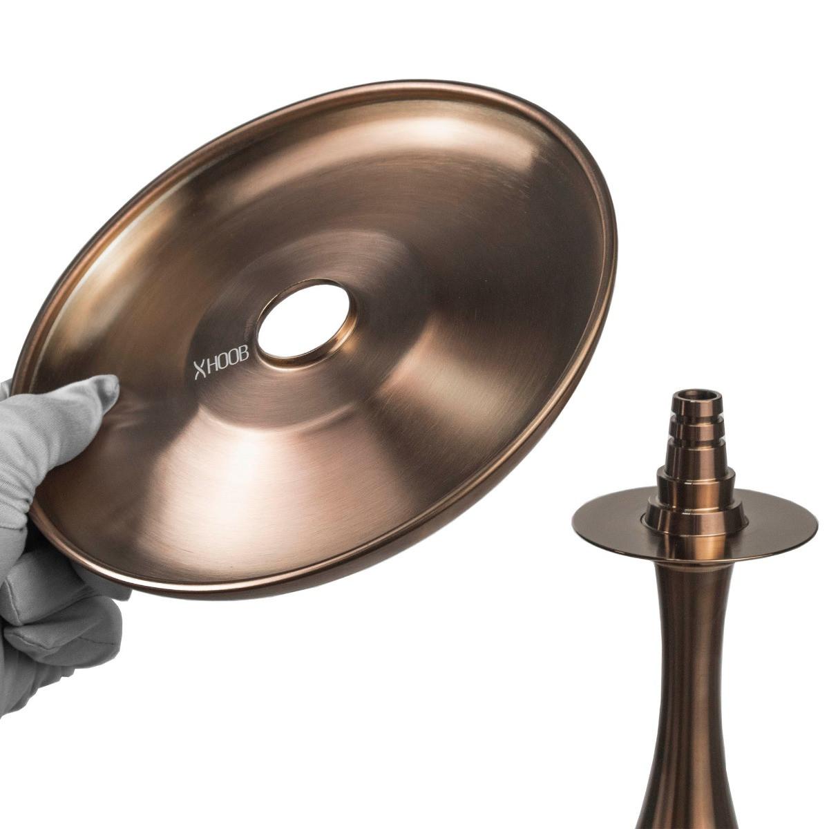 Съёмное Блюдце   Bronze