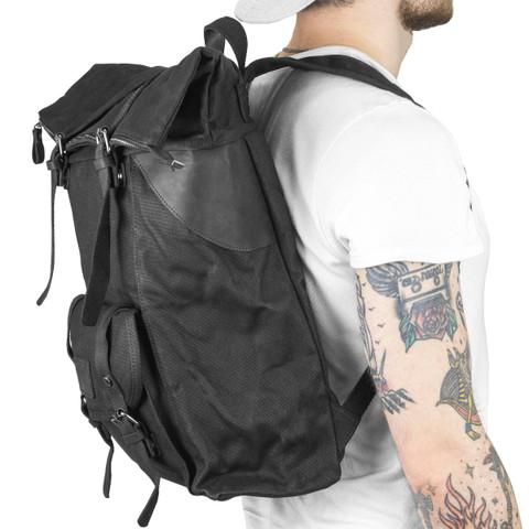 Hoob Backpack Black | Рюкзак
