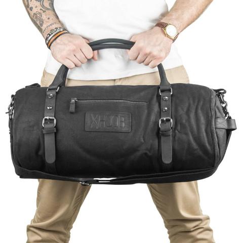 Hoob Mini Bag Black | For Compact Hookahs