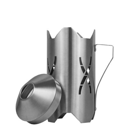 Hoob Windcover   Stainless steel