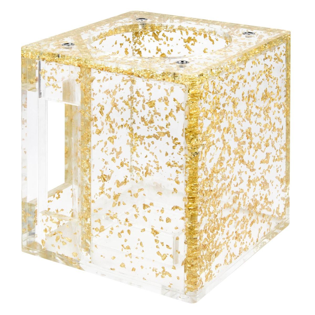 Hoob Cube Gold Распродажа | Колба для кальяна