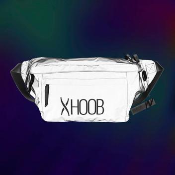 Hoob Cyber Bag v1.1 | Светоотражающая поясная сумка