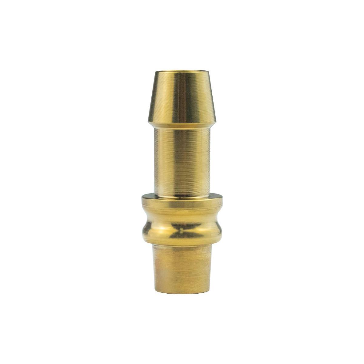 Hoob Plug Futurist Gold | Magnetic hose connector