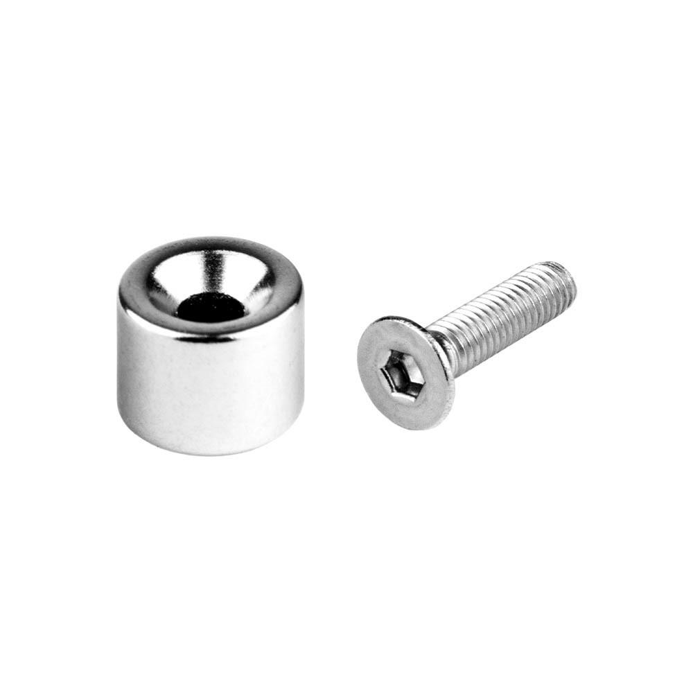 Magnetic disc + screw   Futurist series stem