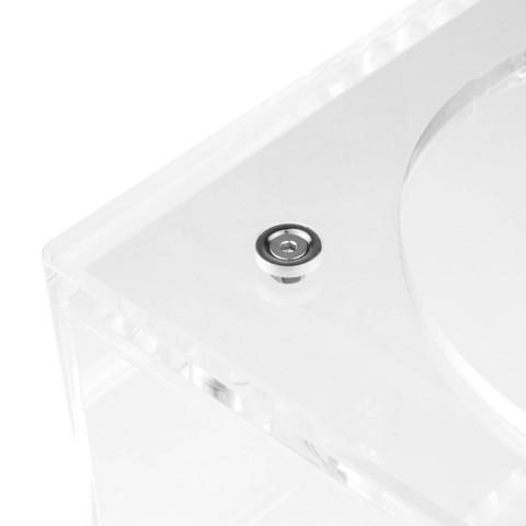 Магнитный диск + винт + гайка | Колба Cube