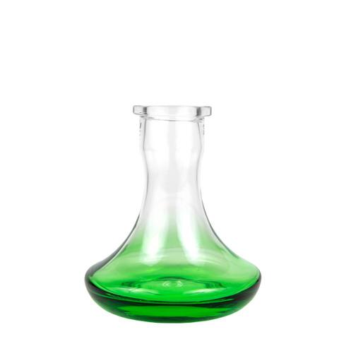 Hoob Base Green Mini | Колба для кальяна 18см